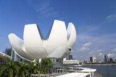Art Science Museum, Singapore Royalty Free Stock Photography