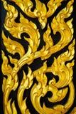 Art Sculpture tailandese generico Fotografia Stock
