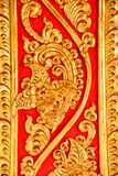 Art Sculpture tailandese generico Fotografie Stock