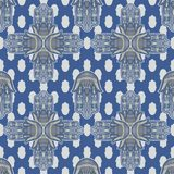 Art seamless pattern hamsa mandala. Ethnic abstract print. Colorful repeating background texture. Culture bohemian ornament. Vector illustration royalty free illustration