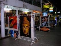 Art Shop Patong Beach Royalty Free Stock Images