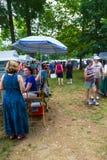 Art Show fino en el parque de Lititz Imagen de archivo