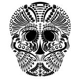Art skull Stock Images