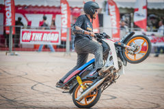 ART OF SPEED MALAYSIA 2015 Royalty Free Stock Photography