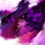 Art splash brush strokes paint abstract art print Royalty Free Stock Photography