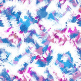 Art splash brush strokes paint abstract background Stock Photography
