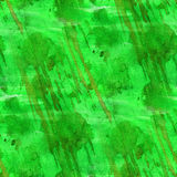 Art splash green background brown texture abstract Stock Photography