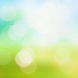 Art spring background Stock Images