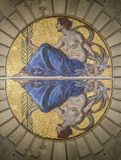 Art, Stained Glass, Window, Glass royalty free stock photography