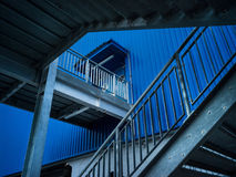 The art of staircase stairway stock photography