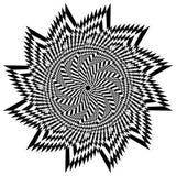 Art Star Flower op illustration de vecteur