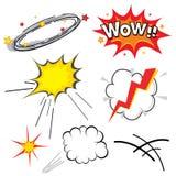Art Star Vetora Design cômico ilustração do vetor