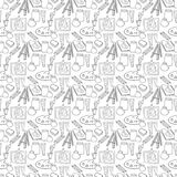 Art stationary pattern Royalty Free Stock Photo