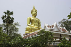 Art and statues of Buddha in Buddhism Royalty Free Stock Photos