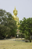 Art and statues of Buddha in Buddhism Stock Photos