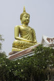 Art and statues of Buddha in Buddhism Stock Images