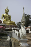 Art and statues of Buddha in Buddhism Royalty Free Stock Photo