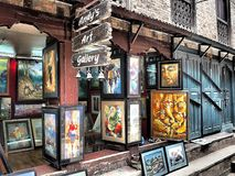 Art Store Photographie stock