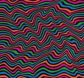 Art Stripes de Op. Sys. en color Foto de archivo