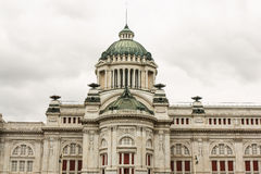 Art structural of Anantasamakhom Throne Hall Royalty Free Stock Image