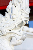 Thai Line Art carvings Stock Images