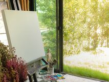Art Studio immagine stock libera da diritti