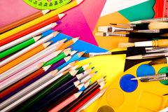 Free Art Supplies Stock Photos - 15531393