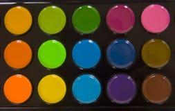 Art supplies - paint Stock Photo