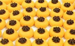 Art on sweet Thai dessert. Image Stock Images