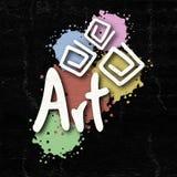 Art symbol Stock Photos