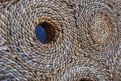 Art textil object Royalty Free Stock Image