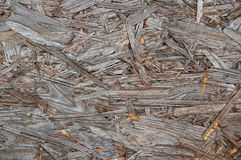Art textures from scraps of wood, recycled. Royalty Free Stock Image