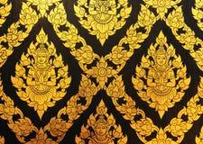 Art thaï Image libre de droits