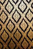 Art thaï traditionnel de peinture de type Image stock