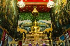 Art thaïlandais de Bouddha Images libres de droits