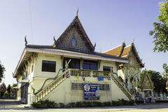 Art thaïlandais de temple de la Thaïlande de la Thaïlande Isaan photo stock