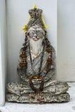 Art Thai-Art Buddha im Tempel, Thailand Lizenzfreies Stockbild