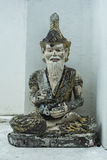 Art Thai-Art Buddha im Tempel, Thailand Lizenzfreie Stockbilder