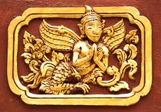 Art Thai Pattern imagens de stock royalty free
