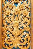 Art Thai style (flower) Stock Images