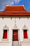 Art of Thai Window Royalty Free Stock Images