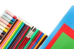 Art tools Stock Photo
