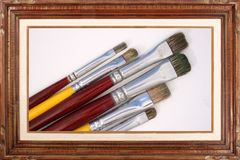 Art tools Royalty Free Stock Image
