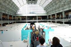 Art15 trade fair in London Olympia Stock Image