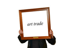 Art Trade Royalty Free Stock Photos