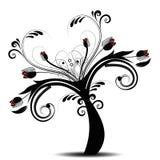 Art tree royalty free stock photos