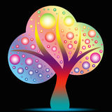 Art tree Stock Images