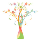 Art Tree Royalty Free Stock Photo