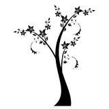 Art Tree stock illustration