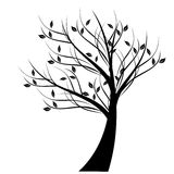 Art Tree Royalty Free Stock Photography